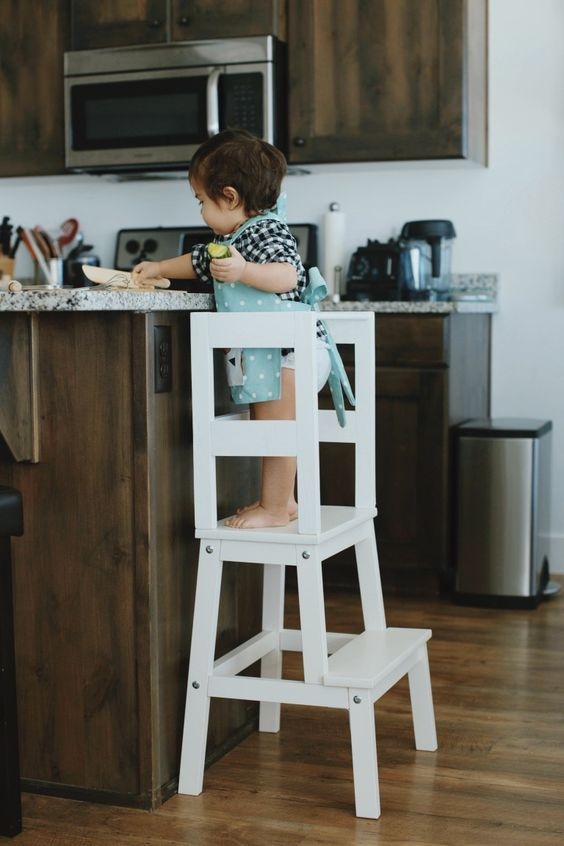 Learning tower IKEA hack